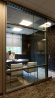 private office with Steelcase VIA wall solution