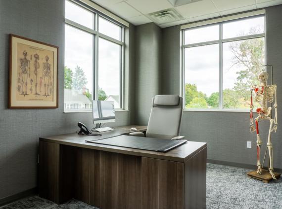 active orthopedics medical office