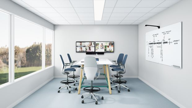 technology in huddle room